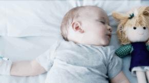 Meningitis keep watching - baby