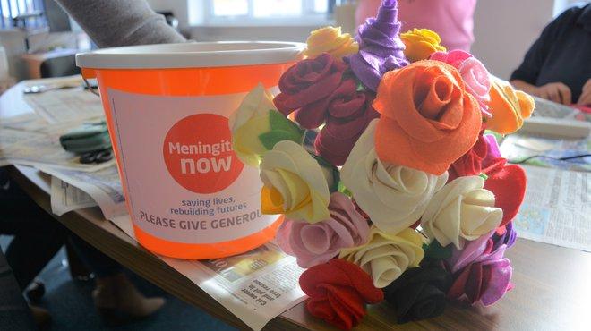 Radwell International fundraising for Meningitis Now blog