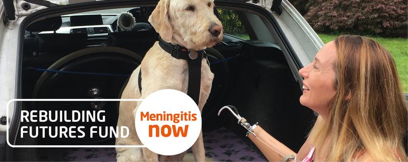 Meningitis Now support - Rebuilding Futures Fund - What people say LB