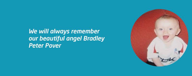 Remembering meningitis victim Bradley