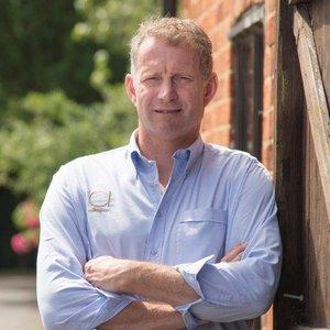 Meningitis Now trustee Rod Adlington