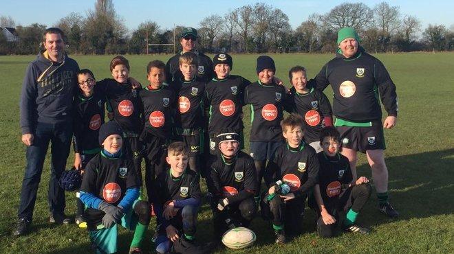 U11s Rugby blog