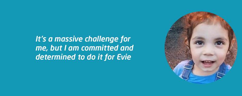 Run London Marathon for Meningitis Now - in memory of Evie