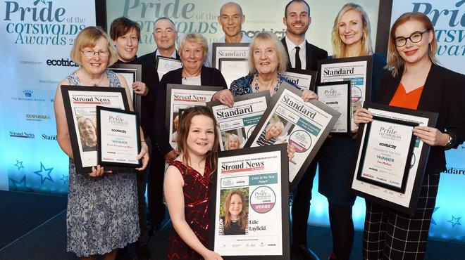 Cotswold Awards Night for Meningitis Now