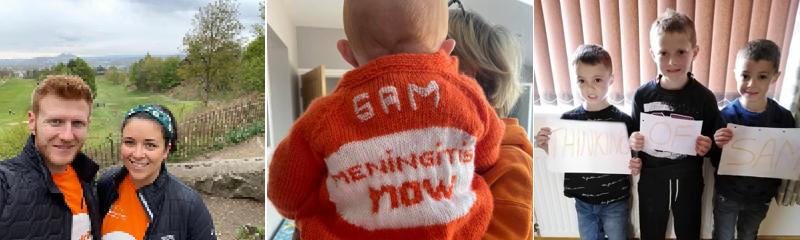 Sam Virgo Memorial Walk for Meningitis Now