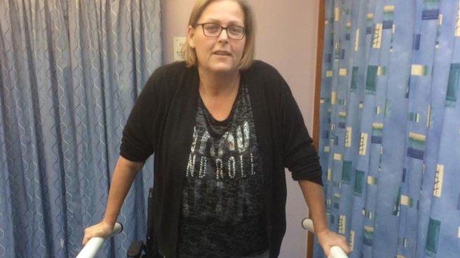 Sarah H bacterial meningitis case study