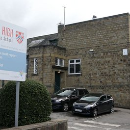 Huddersfield meningitis cases - School