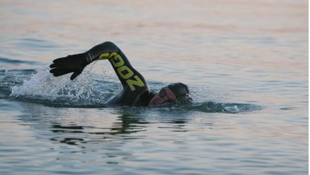 Scott IoW swim