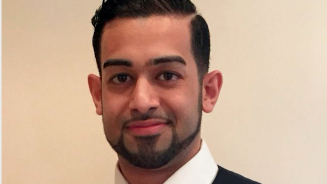 Meningitis survivor Rajinder awareded MBE