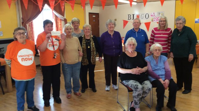 Senior citizens donation after Call the Midwife blog