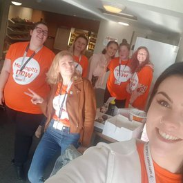 Couple's fundraising efforts on behalf of Meningitis Now
