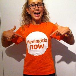 Meningitis Now Young Ambassador Sophie Brzeskwinski