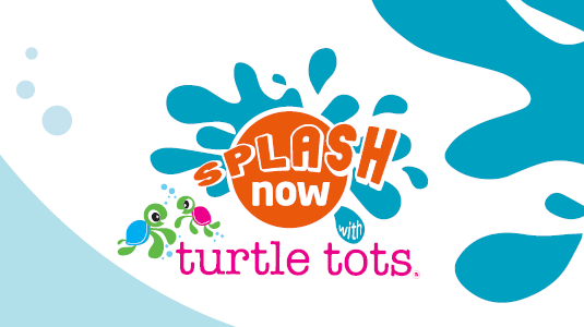 Turtle Tots Splash for Meningitis Now
