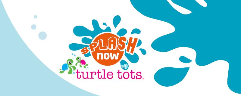 Meningitis Now fundraising event - Splash Now Turtle Tots 2021 - LB