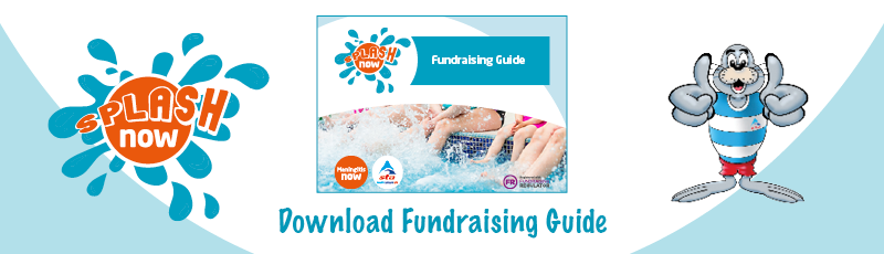 Splash Now download link graphic - Fundraising Guide