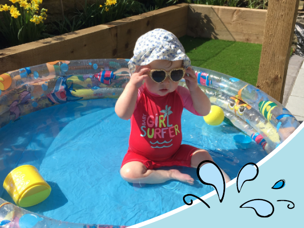 Meningitis Now fundraising event - Splash Now with Turtle Tots link box 2021 - Meet our swimmers