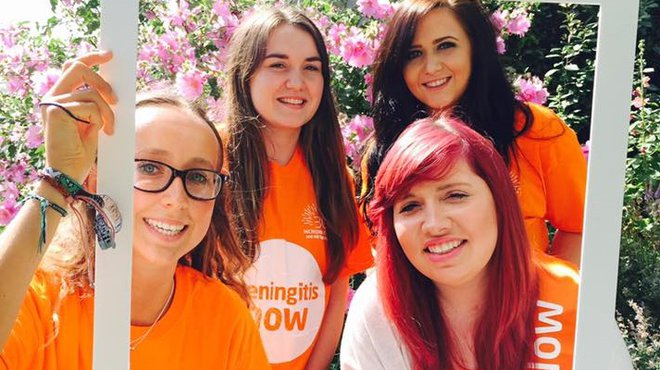 Meningitis Now Student Awareness Week header