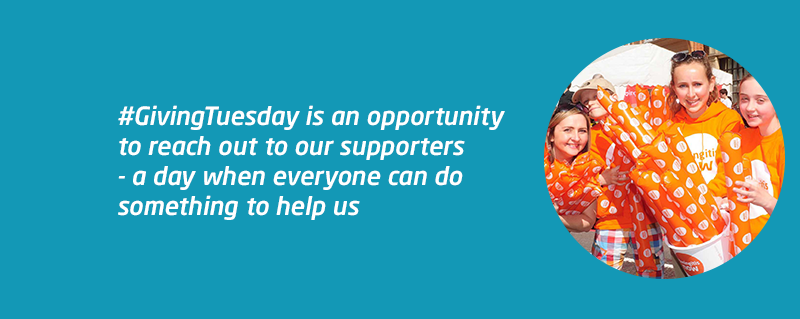 Support Meningitis Now this Giving Tuesday