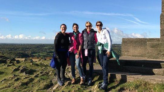 Mum takes on Three Peaks for Meningitis Now