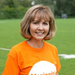 Meningitis Now staff - Suzanne Monaghan