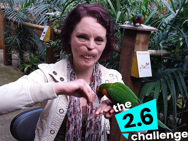 Tammy's 2.6 Challenge for Meningitis Now