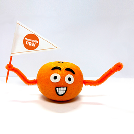London Marathon Team Tangerine Meningitis Now Homepage Hero