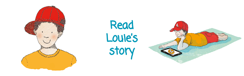 Toddle Waddle - Louie's story