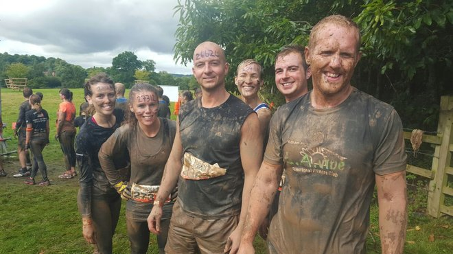 Meningitis Now fundraising event - Tough Mudder blog