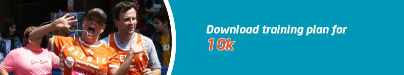 Training Hub - Running - 10k - LB