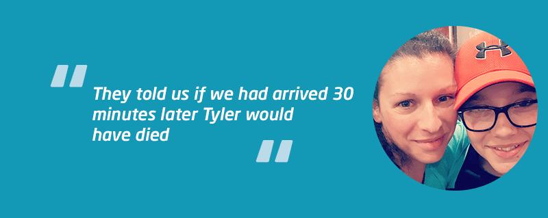 Tyler P