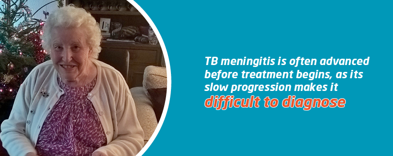 Types and causes - TB meningitis LB