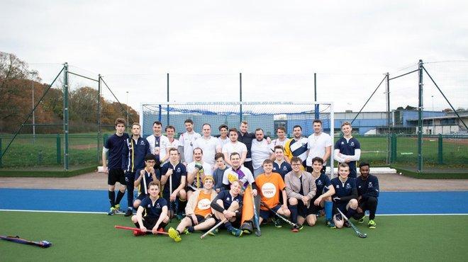 UEA Hockey Club fundraising for Meningitis Now to keep legacy alive