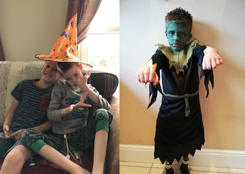 Fundraise for Meningitis Now this Halloween with a spooky Toddle Waddle
