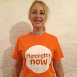 Meningitis Now Community Ambassador Vanessa Whiting