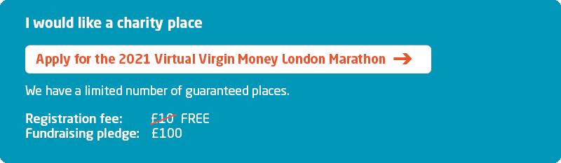 Meningitis Now fundraising event - Virtual London Marathon 2021 Sign Up graphic - Special Offer.png