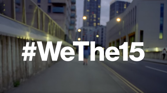 Meningitis Now supporting WeThe15 disability campaign
