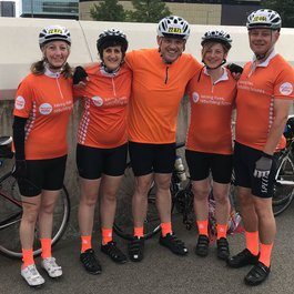 RideLondon-Surrey 100 in memory of meningitis victim Joanna Yates