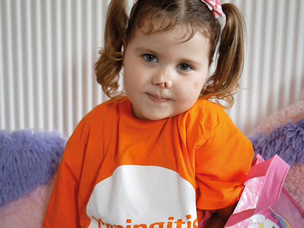 World Meningitis Day 2019 With Your Help link box