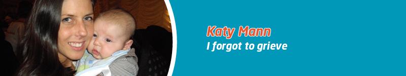 World Meningitis Day blog - banner graphic - Katy Mann