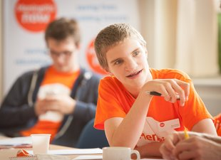Meningitis Now Young Ambassador day - Ross
