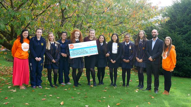Colstons School fundraising blog