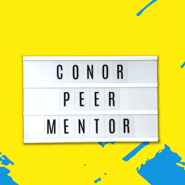 Meningitis Now Believe & Achieve B&A Peer Mentor Conor