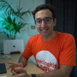 Dr Ali video about importance of meningitis vaccines for young people