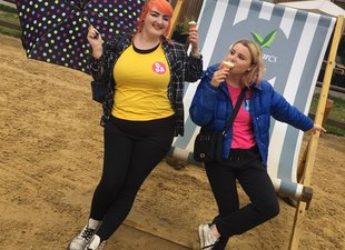 Meningitis survivor Holly becomes Believe & Achieve mentor blog
