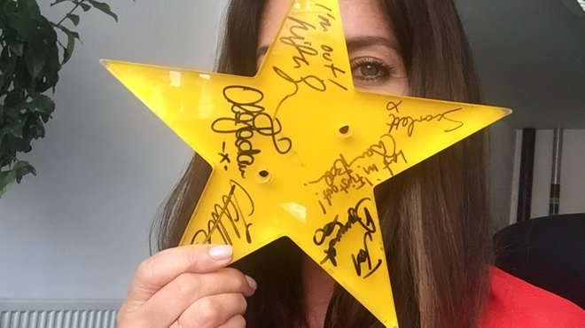 Lisa Snowdon Star