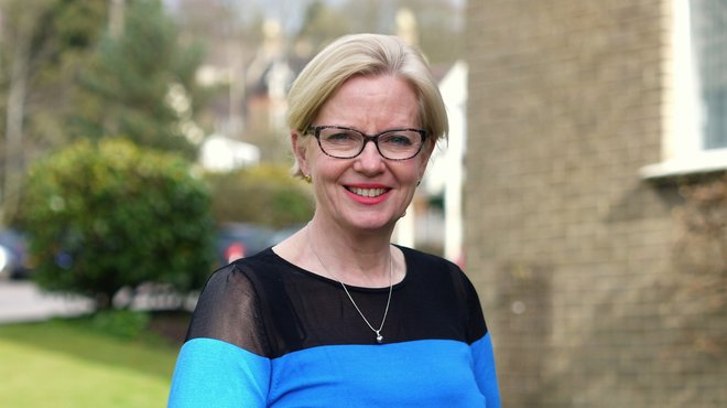 Former Meningitis Now CEO Liz Brown