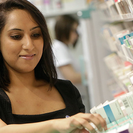 Meningitis awareness in pharmacies