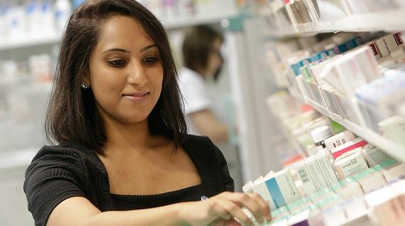 Meningitis awareness in pharmacies