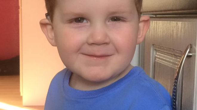 Mum's Three Peaks Challenge fundraising for Meningitis Now after son Ayden recovers from meningitis