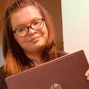 Meningitis Now's COVID-19 Young Futures Fund awards laptop to Sophie Styles